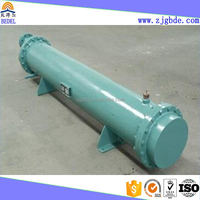 Material ASME Tube And Shell Heat