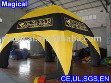 inflatable 4 legs cover tents for car & events inflatable advertising tent inflatable tent