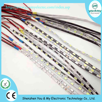 NEW LED Strip 5730 DC12V 60led Width of 5MM Super Bright Soft Article Lamp Highlighted White LED 5730 Strip White