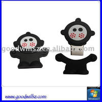 Gadget,lovely cute animal shape pvc,Customized,16GB,32GB,64GB,256gb 2.0 USB flash drive
