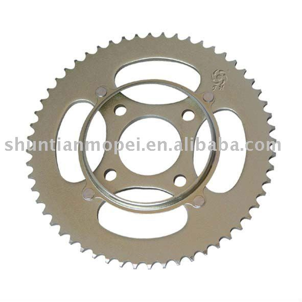 FH-310 sprocket and chain