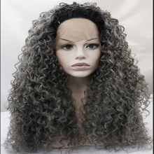 Beautiful lace front wigs synthetic