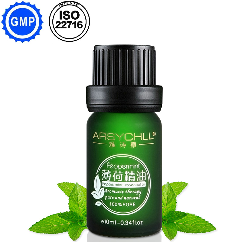 air refreshing uplifting anti-inflammation pore cleanser acne peppermint fragrance oil