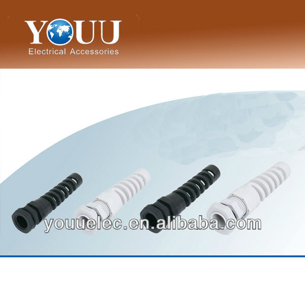 IP68 waterproof electric cable strain relief