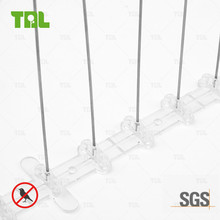 One Row Wire Anti Roosting Small Bird Spikes Bird Control Device TLBS0401
