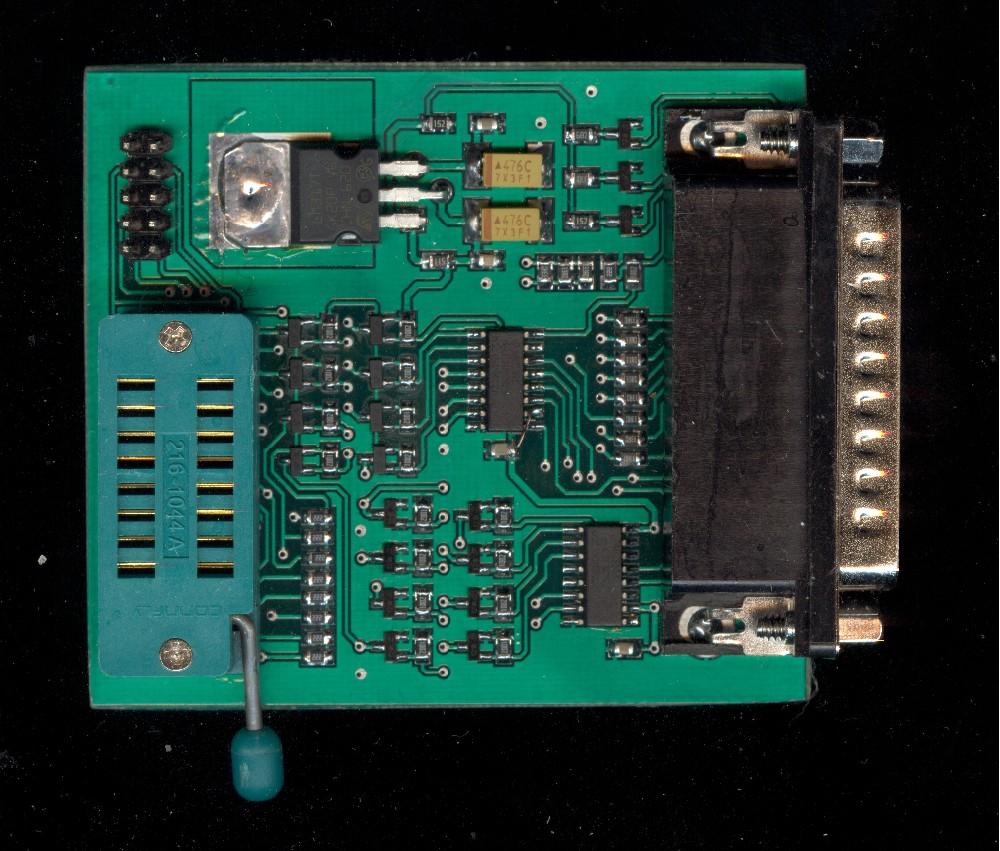 Авто сканер obdii 2-way cable splitter