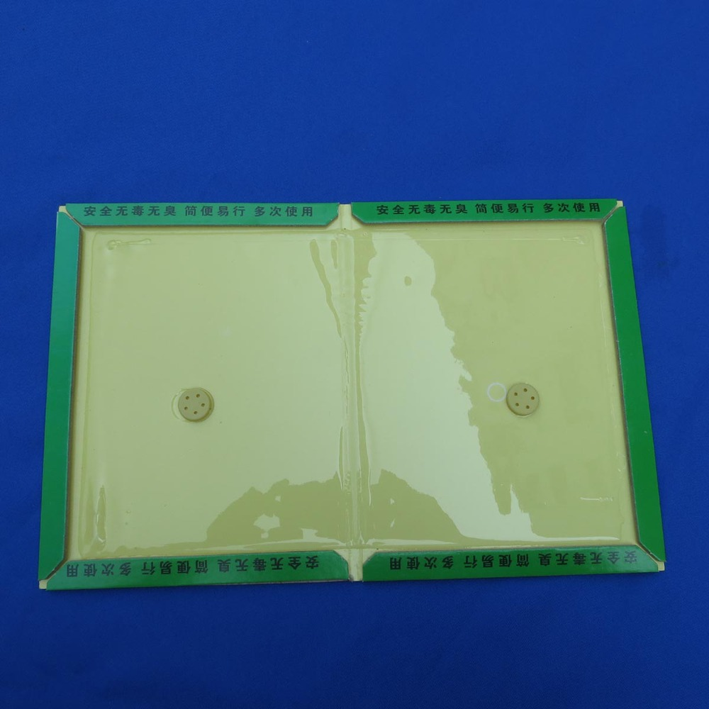mouse glue,rat glue,Plastic glue trap Green environmentally
