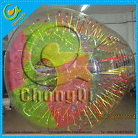 Hot selling products roller ball inflatable water roller ball