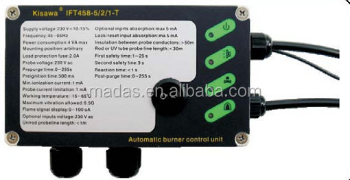 High Efficiency lPG Gas Auto Safety Controller Of Low Price