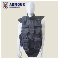 Full body armor chalecos antibalas