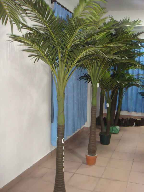 Sjh082011 Wholesale Artificial Areca Palm Tree Indoor