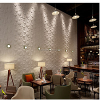 sound absorbing 3d wall board reviews decorative material