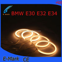 Wholesale auto mobile ring light for bmw e30 e32 e34 ccfl angel eyes