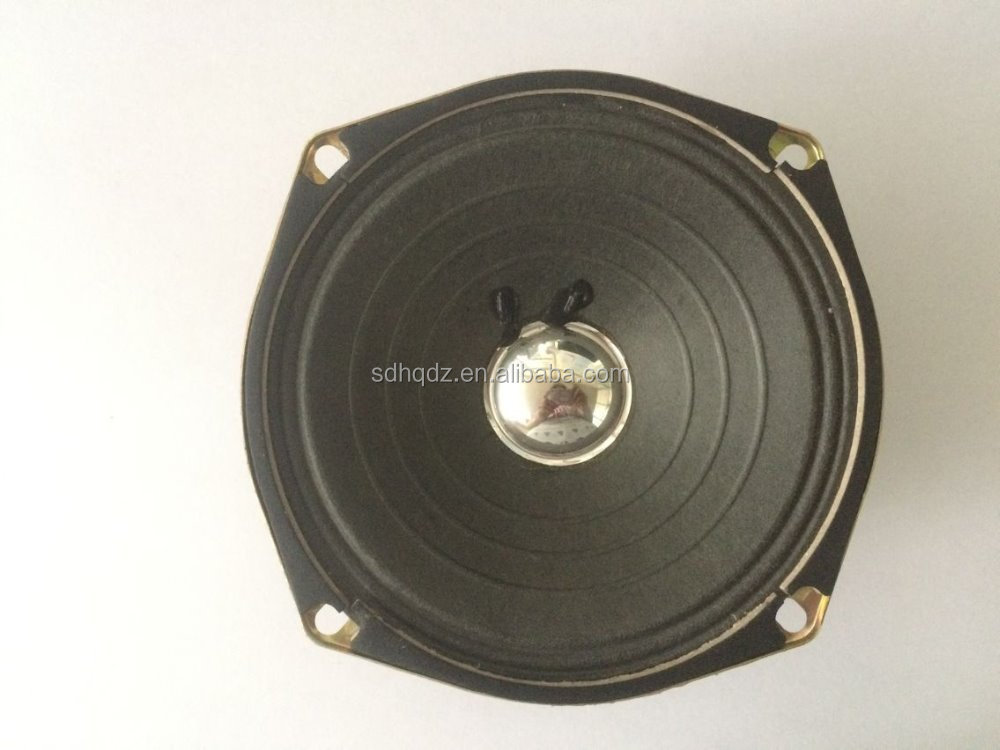 Hot Sales Mini Music Speaker Driver 8ohm 2W 50mm Micro Loudspeaker