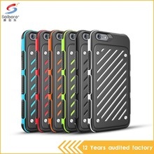 China Manufacturer Wholesale low price TPU+PC phone case for iphone
