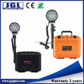 rechargeable remote area searchlight outdoor farm light