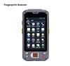 Caribe PL-43 AC015 rugged android smart phone with fingerprint sensor, barcode scanner