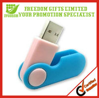 High Quality Promotional Mini Swivel USB
