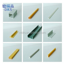 Factory directly selling FRP/GRP composite pultrusion profiles materials