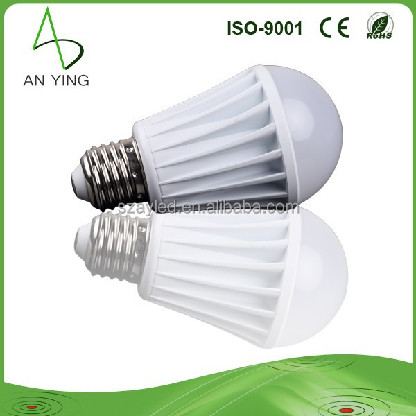 AN YING hot selling original appearance smart home ornament bluetooth LED bulb, remotely control via APP, chang color with music