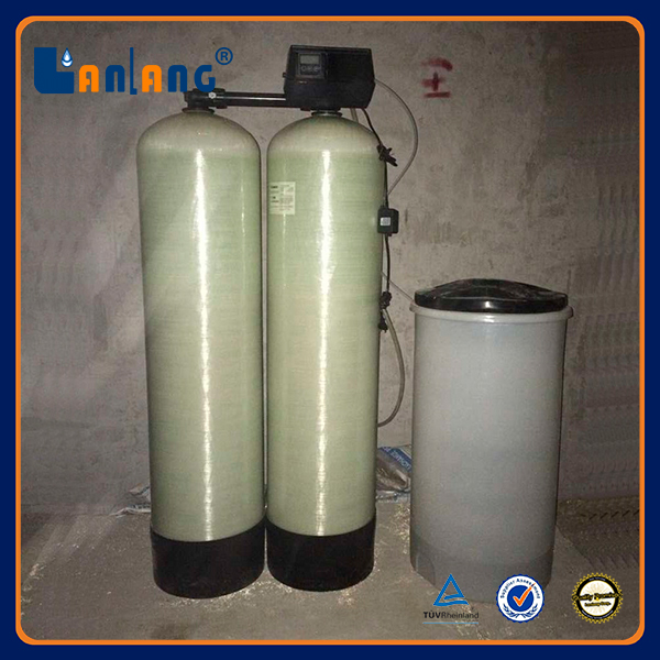 active carbon filter/frp pressure vessels with natural color FRP Water Treatment Tank