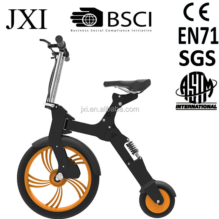 ANDER E-BUG folding notebike electric bicycle adult scooter