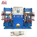 double heads Vulcanized silicone Hot Pressing Machine