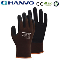 HANVO 13G Electrical Gloves Safety Hand Gloves