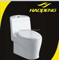 A-2386 ceramic sanitary wear one piece toilet seat