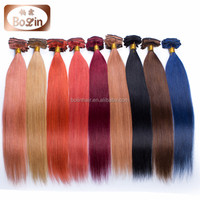 Hot Sale Clip In Hair Extension 10-30inch Free Sample, 100% Real Virgin Human Hair Clip Hair Extension