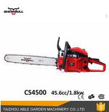 Professional Petrol Chainsaw 4500,Cheap Chain Saw for Sale