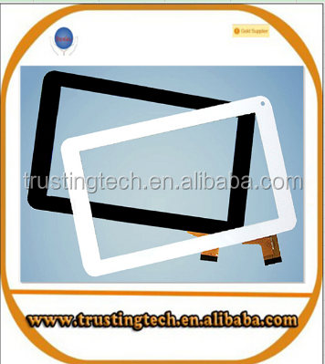 7 inch touch screen replacement for tablet PC HOOZ Z75-E-D KNC708 C186111B1-FPC689DR