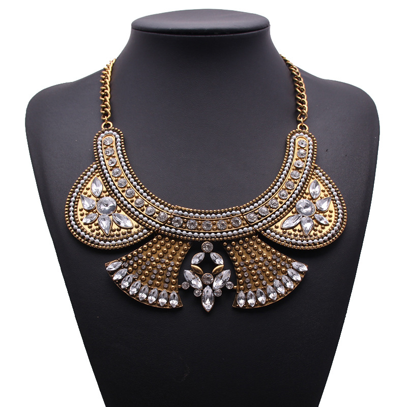 Hot direct wholesale costume jewelry china bijouterie new 2016