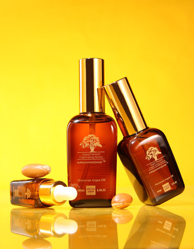 Highest demand hair care products organic argan oil massage for hair and skin