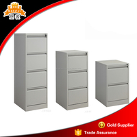Customized 2,3,4 Drawers Filing Cabinet Metal Storage Drawers Cabinet