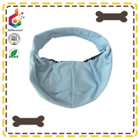 Light blue pet dog carrier