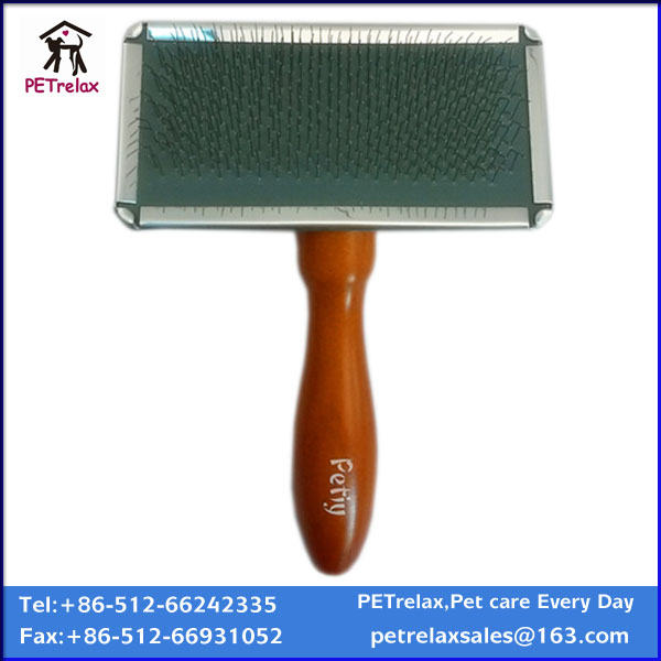 (M) PR80022 most fashion salable vacuum pet brush with blister card package made in china