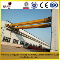 Factory surply drawing customized 10 ton mobile overhead crane used Indoor or outdoor