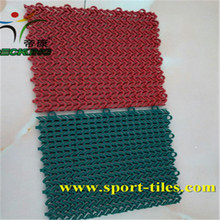 PP multi-court for badminton court surface