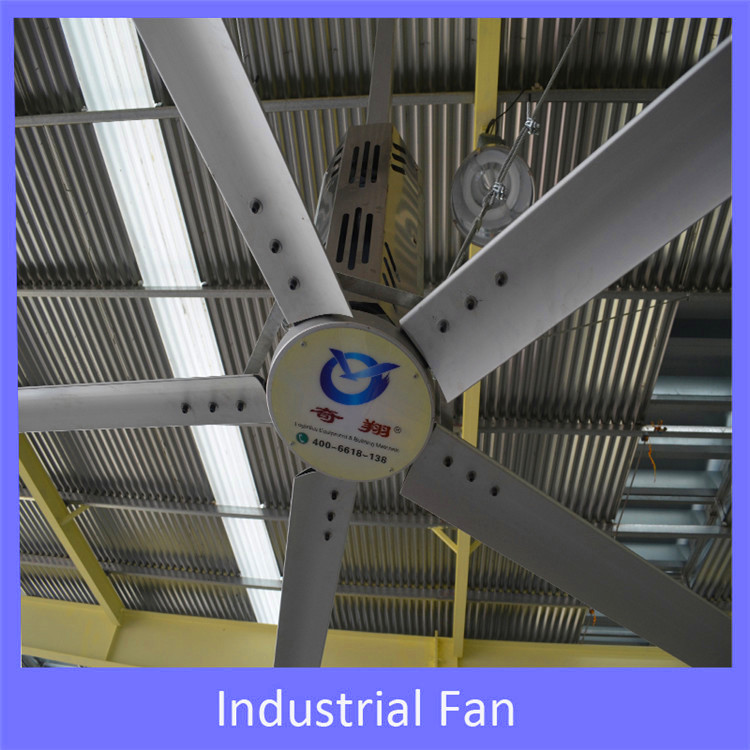Industrial feather hand fans