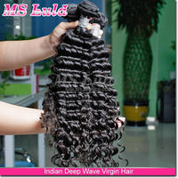 cute design virgin human hair competitive price curly hair topper