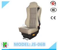High quality PVC/Fabric used Grammer truck driver seats for sale