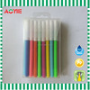 New package felt tip color marker pen 18 bright different colors in PP stripe box for children