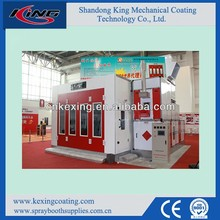 KX-3200F Car Spray Booth Price for Water-based Paint Painting