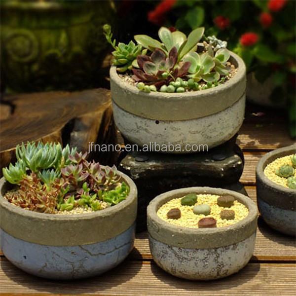 Garden Small Round Decorative Ceramic Flower Pots Buy