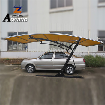 hot sale  New Style 6x3 rear awning camping Solar traffic lights high quality