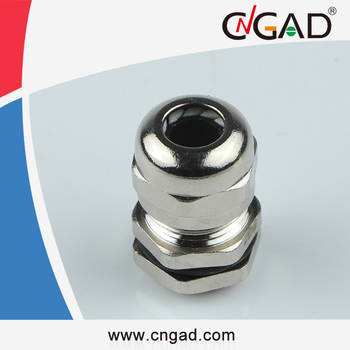 CNGAD PG7 Metal waterproof Cable Gland