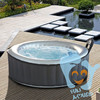 New decoration pool jacuzzi spa inflatable hot tub