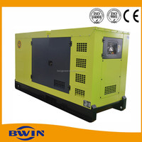 150kVA Low fuel consumption Diesel Generator genset powered by UK 6CTAA8.3-G2 engine 120kw