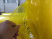 VCI Plastic Bag in Roll